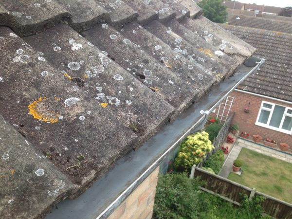 Gutter Clearance- After